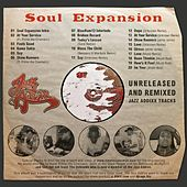 Soul Expansion (Unreleased and Remixes) by Jazz Addixx
