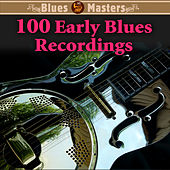 100 Early Blues Recordings von Various Artists