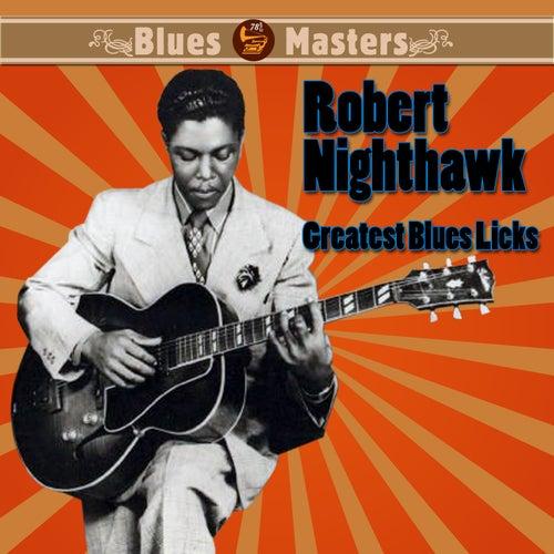 Greatest Blues Licks by Robert Nighthawk