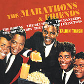 The Marathons & Friends-Talkin' Trash by Various Artists