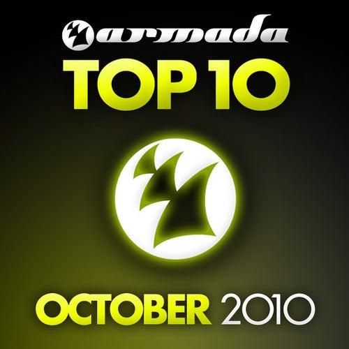 Armada Top 10 - October 2010 by Various Artists