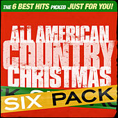 Six Pack - All American Country Christmas - EP by Various Artists