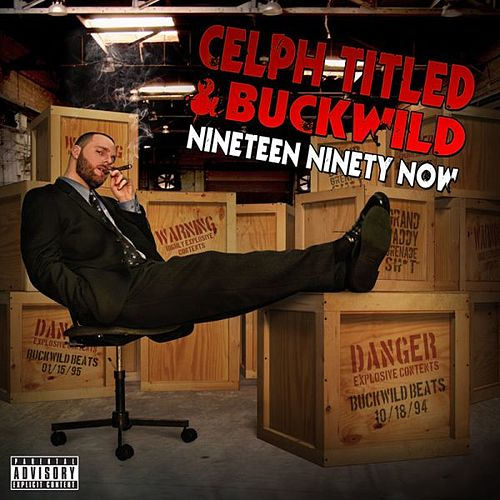 Nineteen Ninety Now by Celph Titled