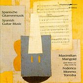 Moreno Torroba, F.: Music for Guitar by Maximilian Mangold