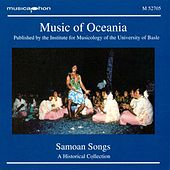 Samoan Songs (A Historical Collection) by Various Artists