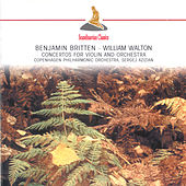 Britten & Walton: Concertos for Violin and Orchestra by Various Artists