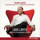 Mendelssohn, Felix: Piano Concertos Nos. 1 and 2 / Symphony No. 5,