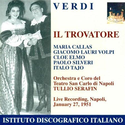 Verdi, G.: Trovatore (Il) [Opera] (1951) by Various Artists