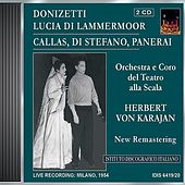 Donizetti, G.: Lucia Di Lammermoor (Callas) (1954) by Various Artists