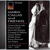 Opera Arias: Callas, Maria - Spontini, G. / Bellini, V. / Verdi, G. / Donizetti, G. / Cherubini, L. (Maria Callas and Friends) (1954-1958) by Various Artists
