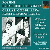 Rossini, G.: The Barber of Seville [Opera] (1956) by Various Artists