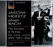 Bach, J.S.: Violin Sonatas Nos 1-3 / Violin Partitas Nos. 1-3 (Heifetz) (1935, 1952) by Jascha Heifetz