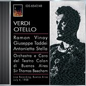 Verdi, G.: Otello [Opera] (Vinay) (1958) by Various Artists