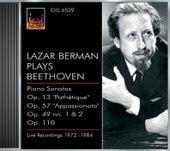 Beethoven, L. Van: Piano Sonatas Nos. 8, 19, 23 and 31 (Berman) (1972-1984) by Lazar Berman