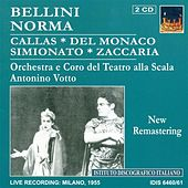 Bellini, V.: Norma [Opera] (Callas) (1955) by Various Artists