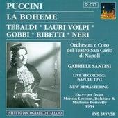 Puccini, G.: Boheme (La) [Opera] (1954) by Various Artists