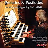 Preludes & Postludes by Susan Ferre
