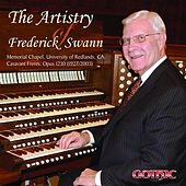 The Artistry of Frederick Swann by Frederick Swann