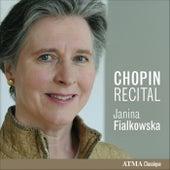Fialkowska, Janina: Chopin Recital by Janina Fialkowska