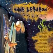 Lebaron, Anne: 1,2,4,3 by Anne LeBaron