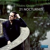Chopin: 21 Nocturnes by Amir Katz