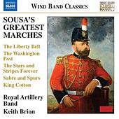 Sousa's Greatest Marches by Keith Brion