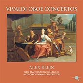 Vivaldi: Oboe Concertos by Various Artists