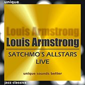 Satchmo's Allstars Live by Louis Armstrong