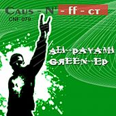 Green EP by Ali Payami