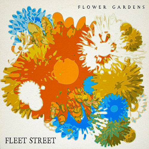 Flower Gardens by Fleet Street