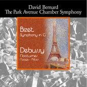 Bizet: Symphony in C - Debussy: Nocturnes by David Bernard