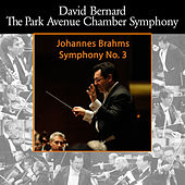 Brahms: Symphony No. 3 by David Bernard