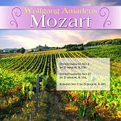 Wolfgang Amadeus Mozart: Divertimento No.1 in D Major, K.136; Divertimento No.17 in D Major, K.334; Rondo No.1 in D Major, K.485 by Various Artists