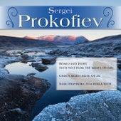 Sergei Prokofiev: Romeo and Juliet, Suite No.2 from the ballet, Op. 64b; Chout, ballet suite, Op. 21; Igor Stravinsky: Pulcinella Suite by Various Artists