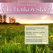Peter Ilyich Tchaikovsky: Symphony No.3 in D Major, Op. 29