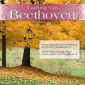 Ludwig van Beethoven: String Quartet No.8 in E Minor, Op. 59, No. 2
