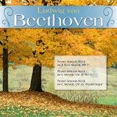 Ludwig van Beethoven: Piano Sonata No.4 in E-Flat Major, Op. 7; Piano Sonata No.5 in C Minor, Op. 10 No.1; Piano Sonata No.8 in C Minor, Op. 13
