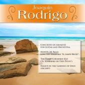 Joaquín Rodrigo: Concierto de Aranjuez for Guitar and Orchestra; Manuel de Falla: Love the Magician