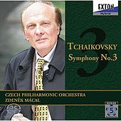 Tchaikovsky : Symphony NO.3 ''Polish'' by Zdenek Macal