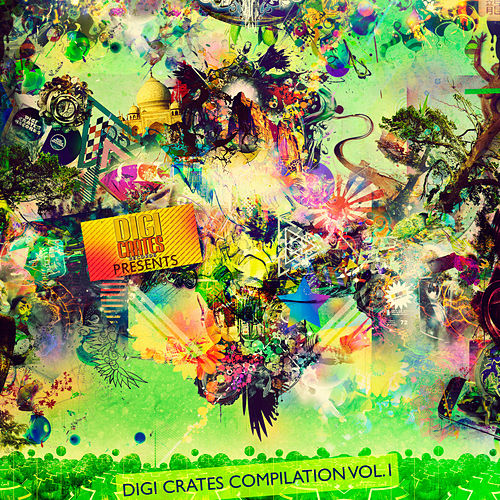 Digi Crates Compilation v.1 by Various Artists