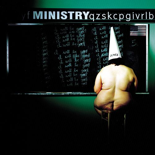 Dark Side Of The Spoon by Ministry