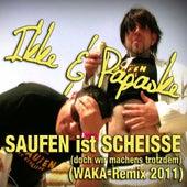 Saufen ist scheisse (...doch wir machen's trotzdem) WAKA REMIX 2011 by Papaoke