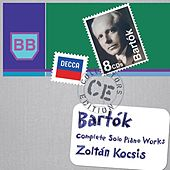 Bartók: Complete Solo Piano Works by Various Artists
