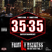 35*35 Family Bizness We Got Next Vol.1 by Various Artists