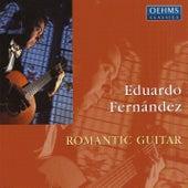 Guitar Recital: Fernandez, Eduardo - Mertz, J. / Sor / Aguado / Regondi by Eduardo Fernandez