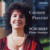 Schubert: Piano Sonatas Nos. 13 and 20 by Carmen Piazzini