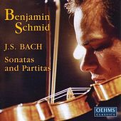 Bach, J.S.: Violin Sonatas and Partitas, Bwv 1001-1006 by Benjamin Schmid