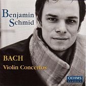 Bach, J. S.: Violin Concertos / Concerto for 2 Violins / Oboe D'Amore Concerto by Various Artists
