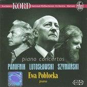 Panufnik, A.: Piano Concerto / Lutoslawski, W.: Piano Concerto / Szymanski, P.: Piano Concerto by Various Artists