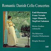 Romantic Danish Cello Concertos by Various Artists